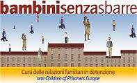 logo BAMBINISENZASBARRE-Cura delle relaz