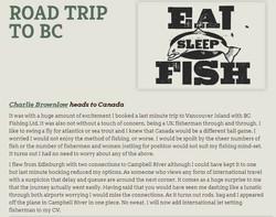 BC fishing