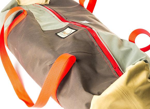 Till Bag Lined - Red