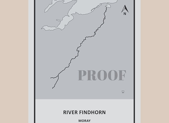 A4 River Findhorn