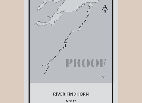 A4 River Findhorn