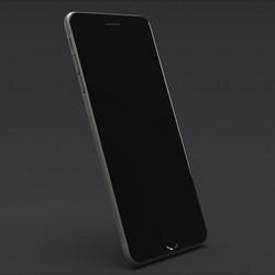 iPhone 6 - Modelling & Shading test