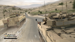 Promotional Material - Warrior IFV