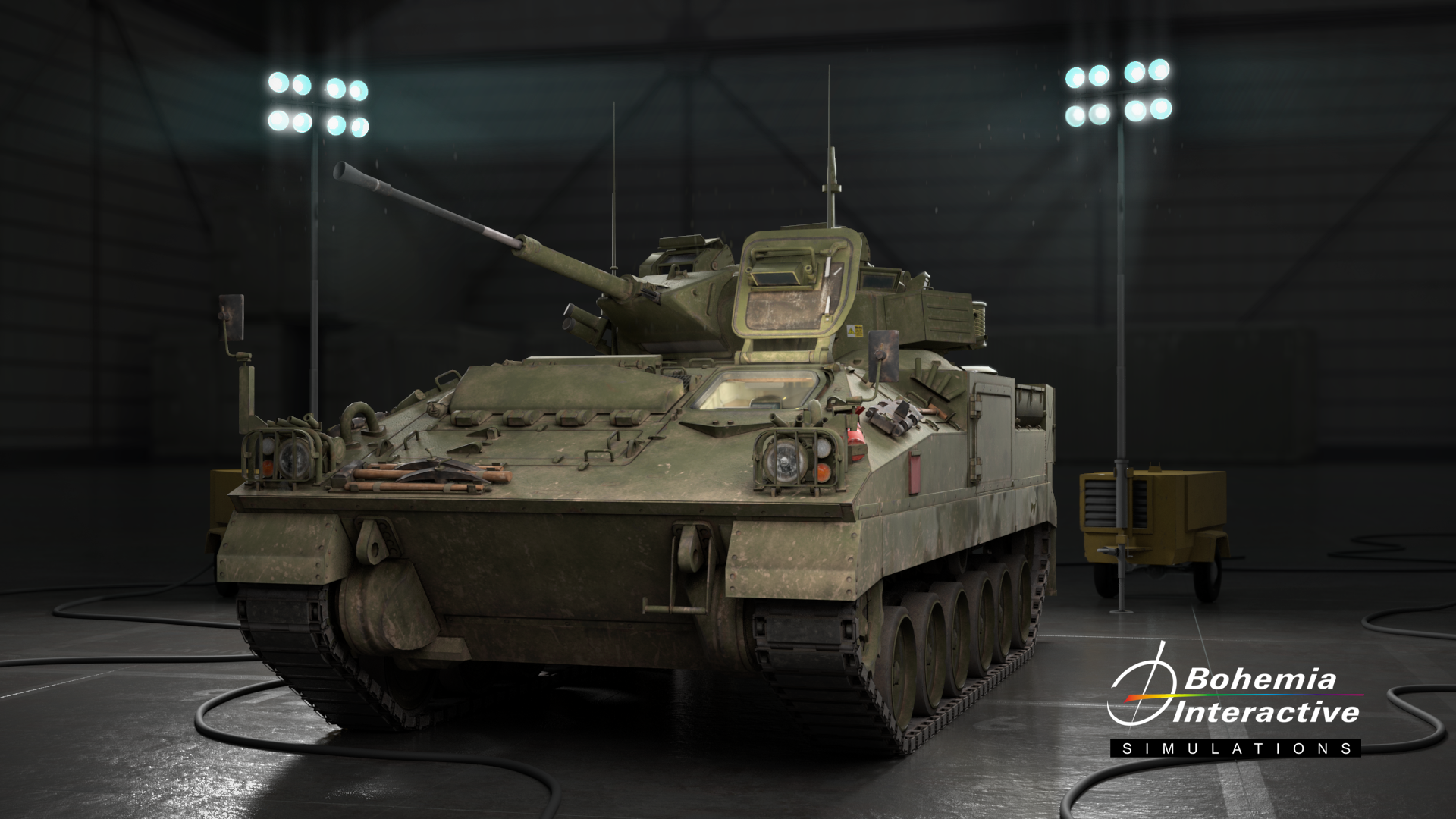 Promotional Shots - Warrior IFV