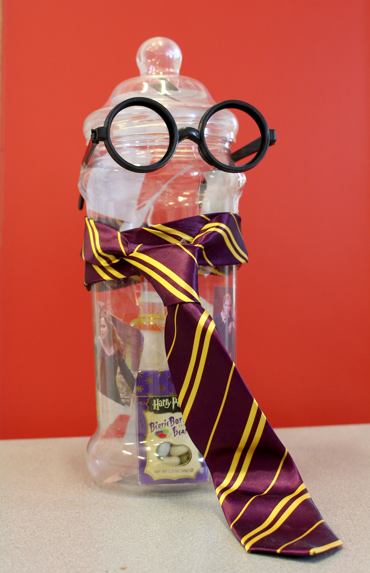 8B Caitlin Cuffe   'Harry Potter'