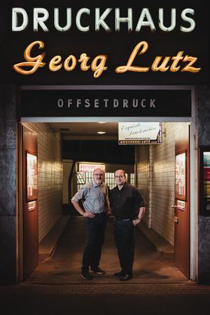 Georg und Claus Lutz