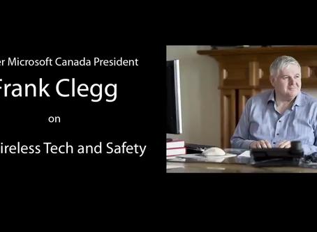 Former President of Microsoft says 5G is Dangerous!