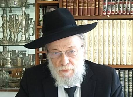 הרב הגאון דב ברקוביץ - האמת על מה יהיה: קורונה, וירוס, שבבים, חיסונים, מחלות, שקרים - חובה