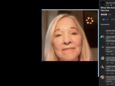 האמת נחשפת חלק 4 - כל הסרטון באנגלית (ללא תרגום) עם הרופאה