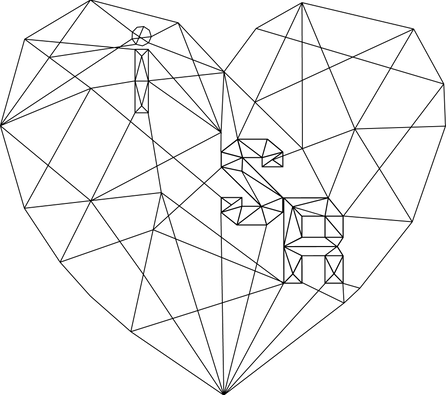 Mike Lagoyda - I Heart Santa Rosa - Logo