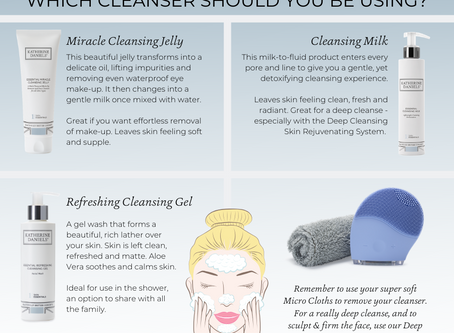Which Cleanser?