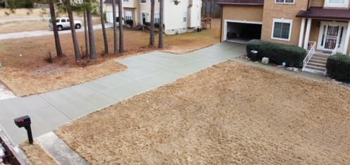 Driveway Replacement Concrete tecnoconcrete