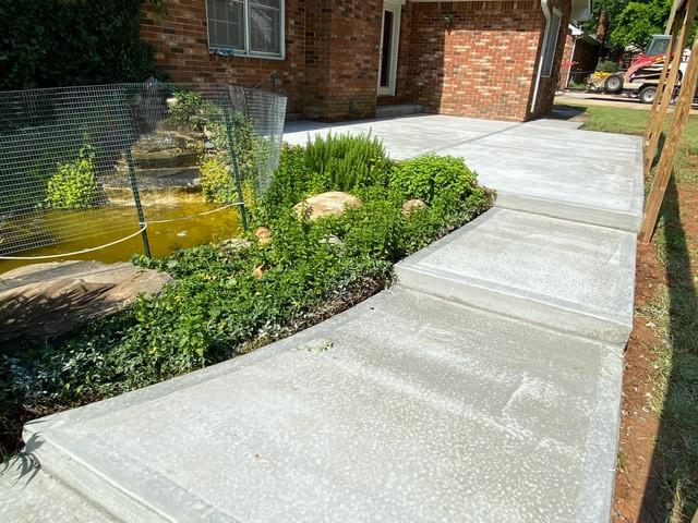 Concrete Steps Patio tecnoconcrete.com