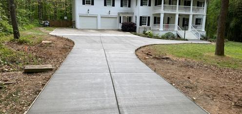 Driveway Replacement by tecnoconcrete