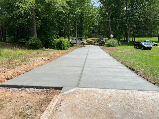 Concrete Driveway Replacement Contractor