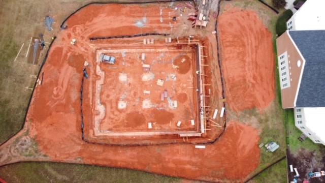 Poured Concrete Walls Basement tecnowall