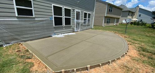 Patio Addition Concrete tecnoconcrete.com
