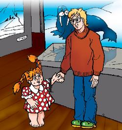Мерзлотка и дядя Сережа