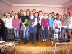 В Красноярском литературном лицее