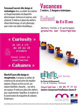 Atelier Cabanes - Bento Mulhouse