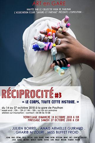 Atelier Réciprocité - Montpellier