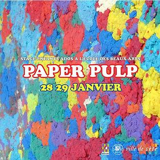 Atelier Papier - Sète