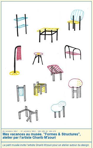 Atelier Structure - Mrac Sérignan