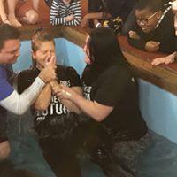 Tash Baptism