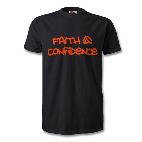 Faith is Confidence T-Shirt