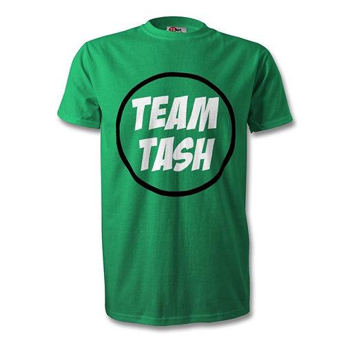 Team Tash Green T-Shirt