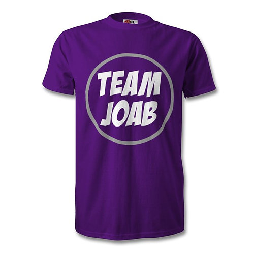 Team Joab Purple T-Shirt
