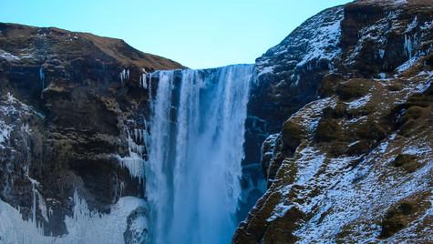 Sejlalandsfoss Waterfall Iceland