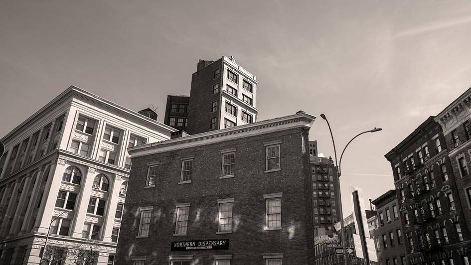 Greenwich Village New York