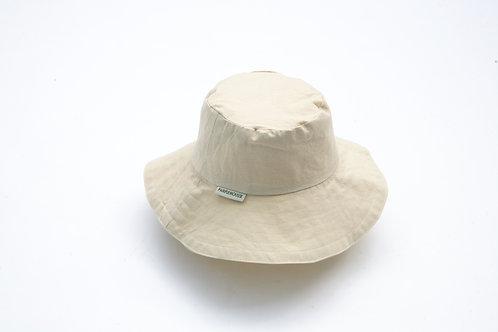 Cream Sun Hat