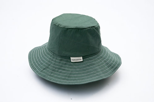 Forest Green Sun Hat