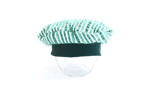 Striped Green Beret