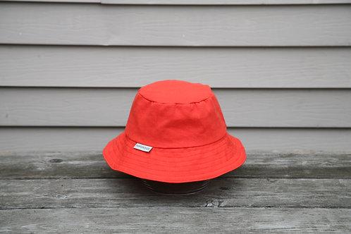 Fire Red Bucket