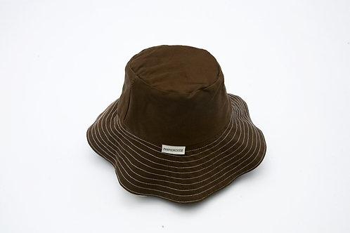 Chocolate Sun Hat
