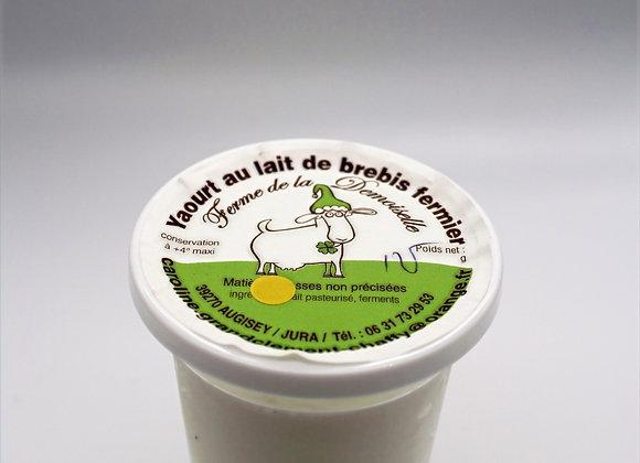 Yaourt de Brebis 125g