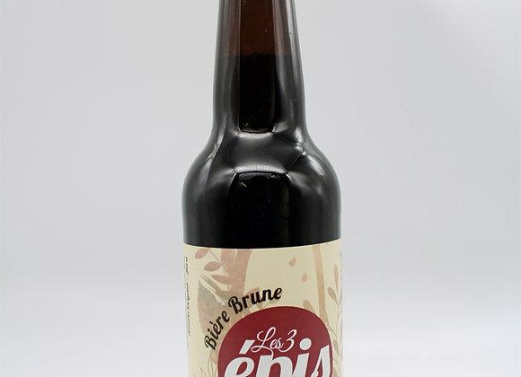 Bière brune 33 cl