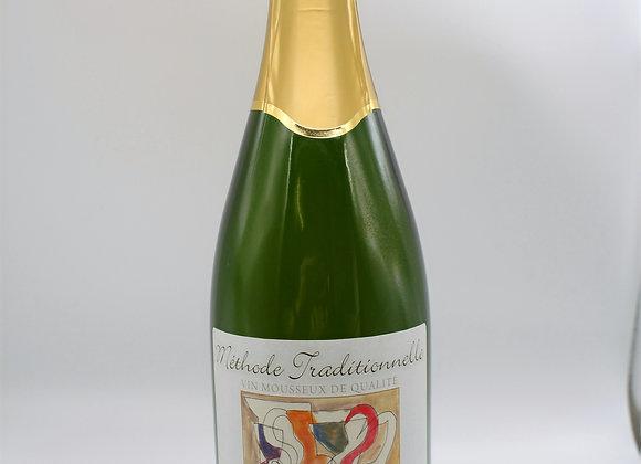 Vin Mousseux bio 75 cl