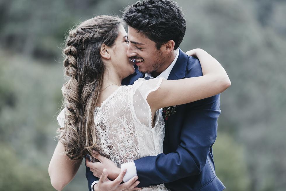 foto-noivos-penteado-trança-cabeleireira-casamentos