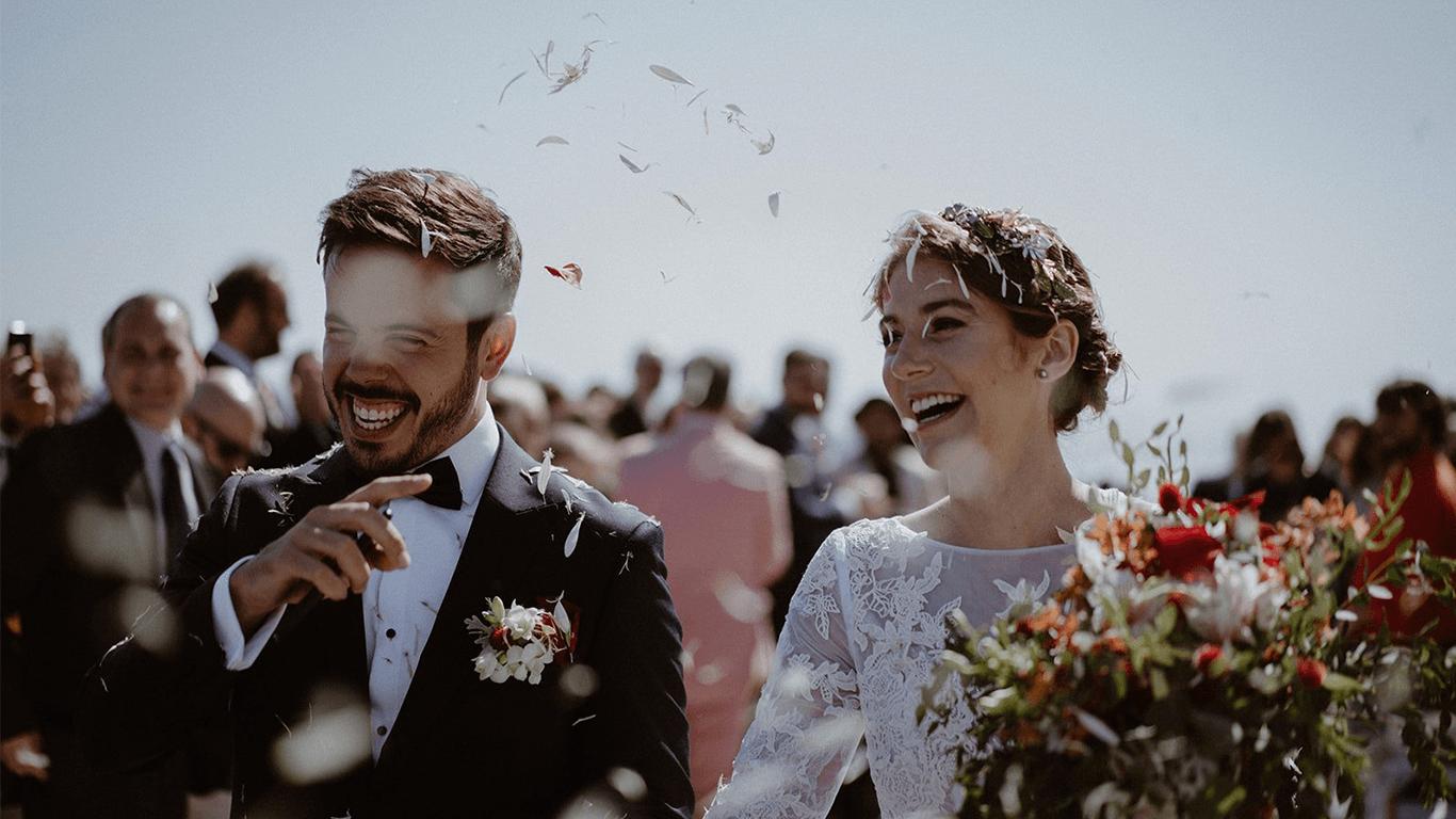 Bride and Groom Forte do Guincho