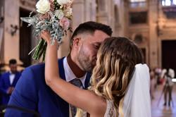 Bride and Groom Convento de Mafra