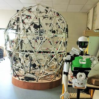 FL3D en visite au FabLab de l'UBO Open Factory à Brest