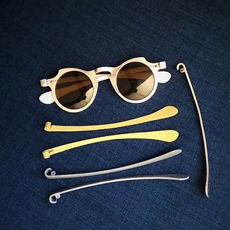 Impression 3D branches de lunettes