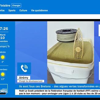 FL3D sur France 3 Bretagne