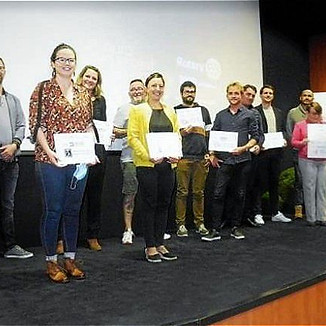FL3D lauréat 2020 du meilleur projet entrepreneurial/ pays de Cornouaille par le Rotary Club