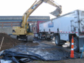 FFA IRA Construction Photos 235 PCB Soil