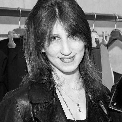 Charlotte Gindreau / Fashion stylist